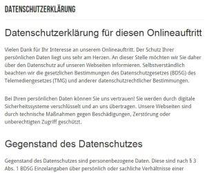 Datenschutzerklaerung-Webauftritt