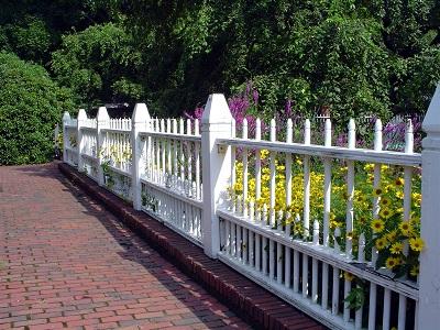 Byg Haven Hegnet Selv Picket Fence Og Test