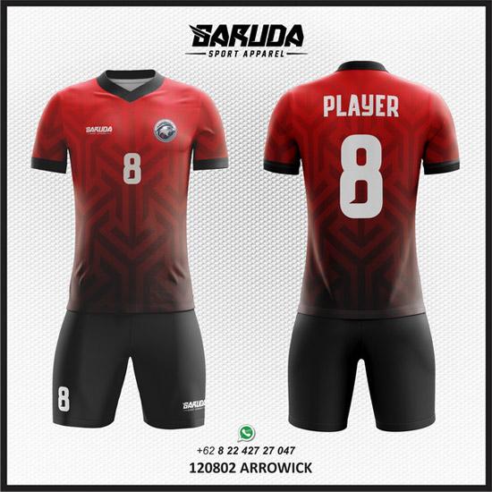 Download Desain Kaos Futsal Format CDR Printing | Garuda Print ...