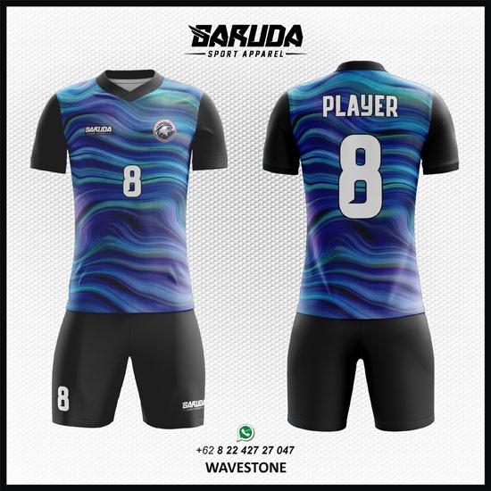 Download Desain Jersey Futsal Printing Keren Wavestone - Garuda Print