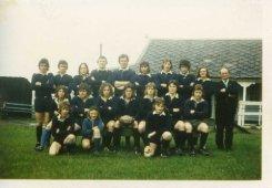 Blaengarw Youth RFC - 1974