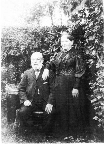 The First Stationmaster of  Brynmenyn Station and the Coleman Family (2/6)
