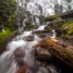 Ramona Falls Mt Hood Wilderness
