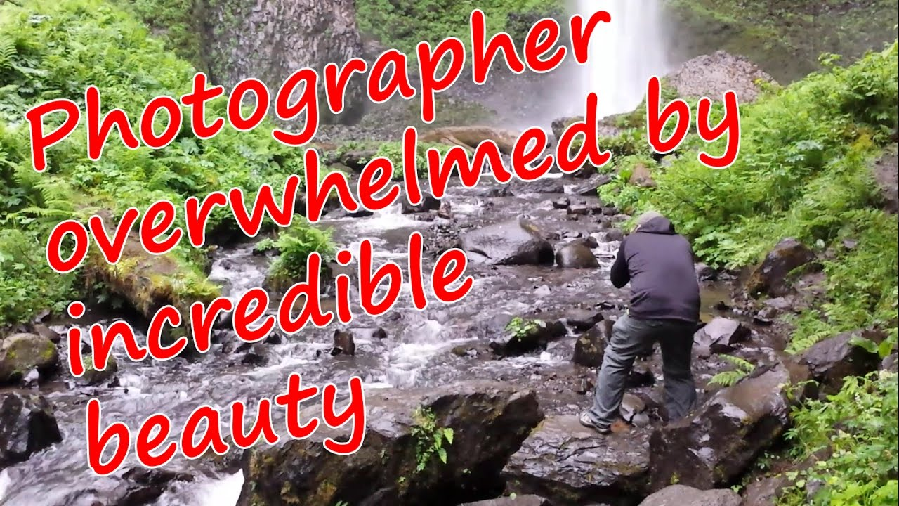 Photographing the Columbia River Gorge