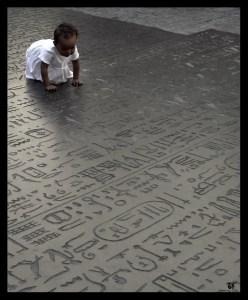 Figeac Rosetta Stone