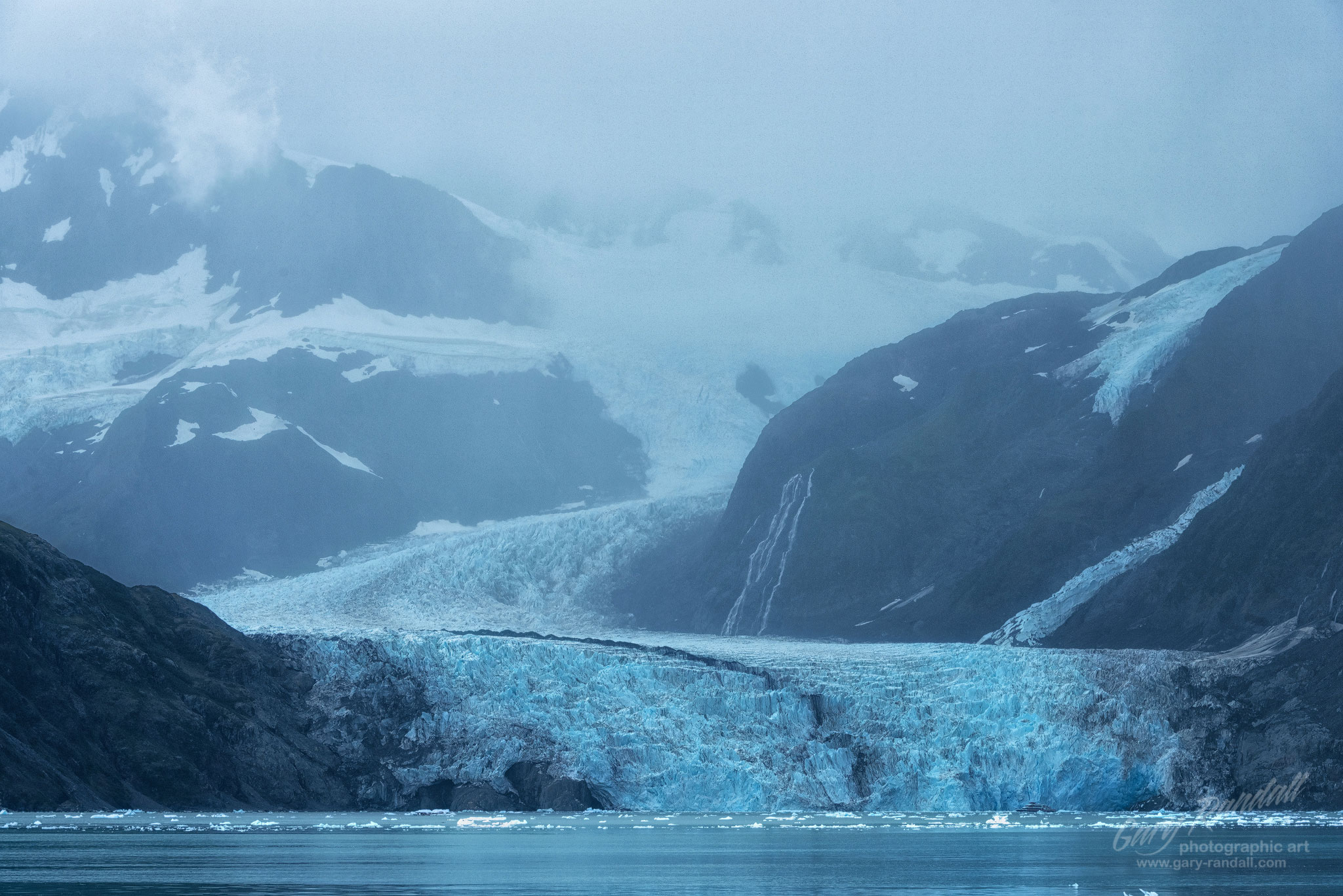 Photographing Alaska Glaciers and Fjords
