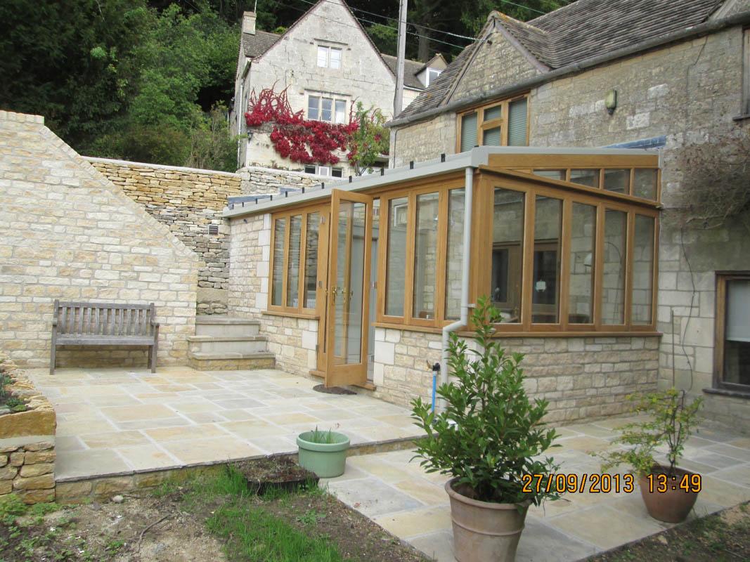 How Build Garden Roof