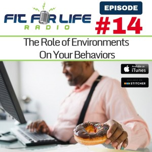 The Role of Environments On Your Behaviors