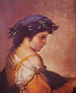 Salvator Rosa - La Poesia