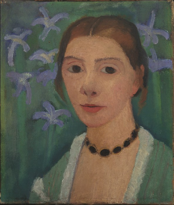 Self Portrait Paula Modersohn-Becker