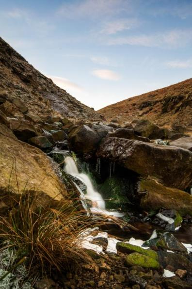 Wessenden Waterfall