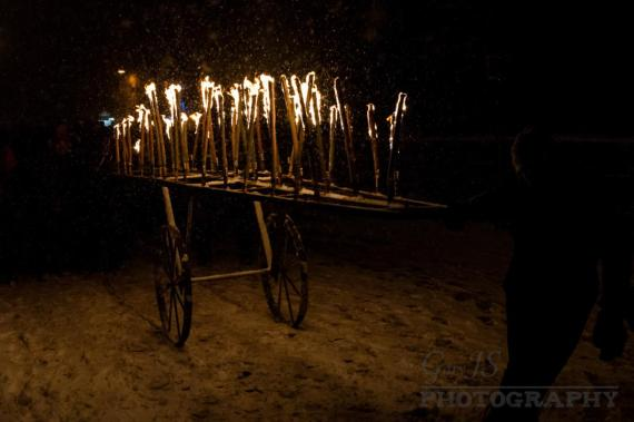 Candle Cart