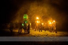 Imbolc Festival 2014 - Green man