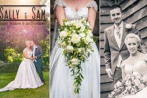Holmfirth Wedding Photographer - Sally and Sam | Christ Church New Mill and Hornecote Farm