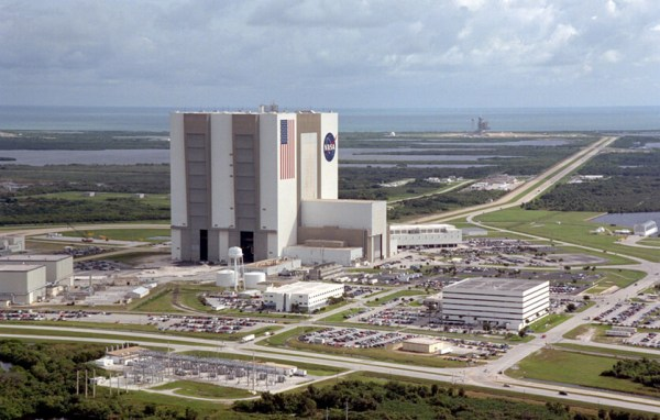 This Weeks Crazy Building NASA Vehicle Assembly Building