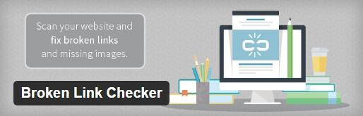 Free WordPress plugins Broken Link Checker