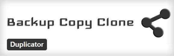 free wordpress plugins duplicator