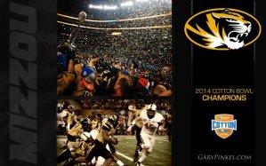 Mizzou Wins 2014 Cotton Bowl