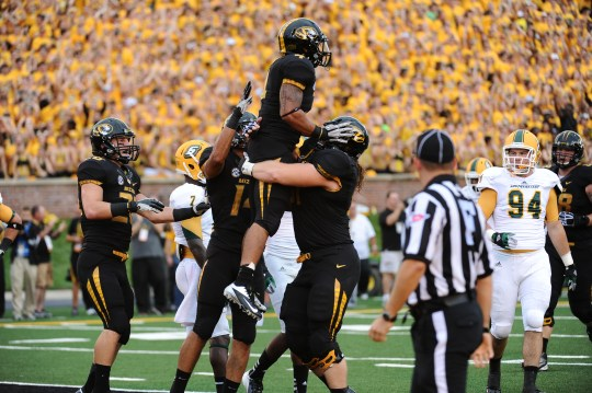 NCAA Football: Missouri vs. Southeastern Louisiana