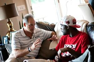 Coach Gary Pinkel Mentoring