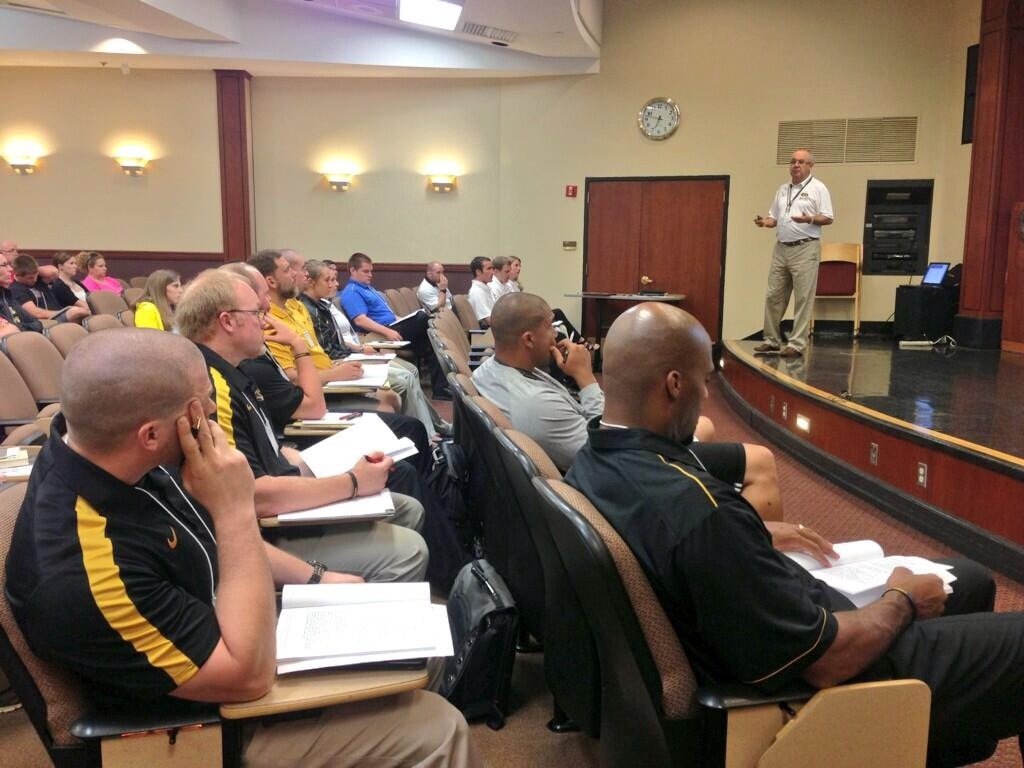 Mizzou Positive Coaching Workshop 2013
