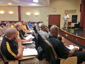 Mizzou Positive Coaching Workshop 2013