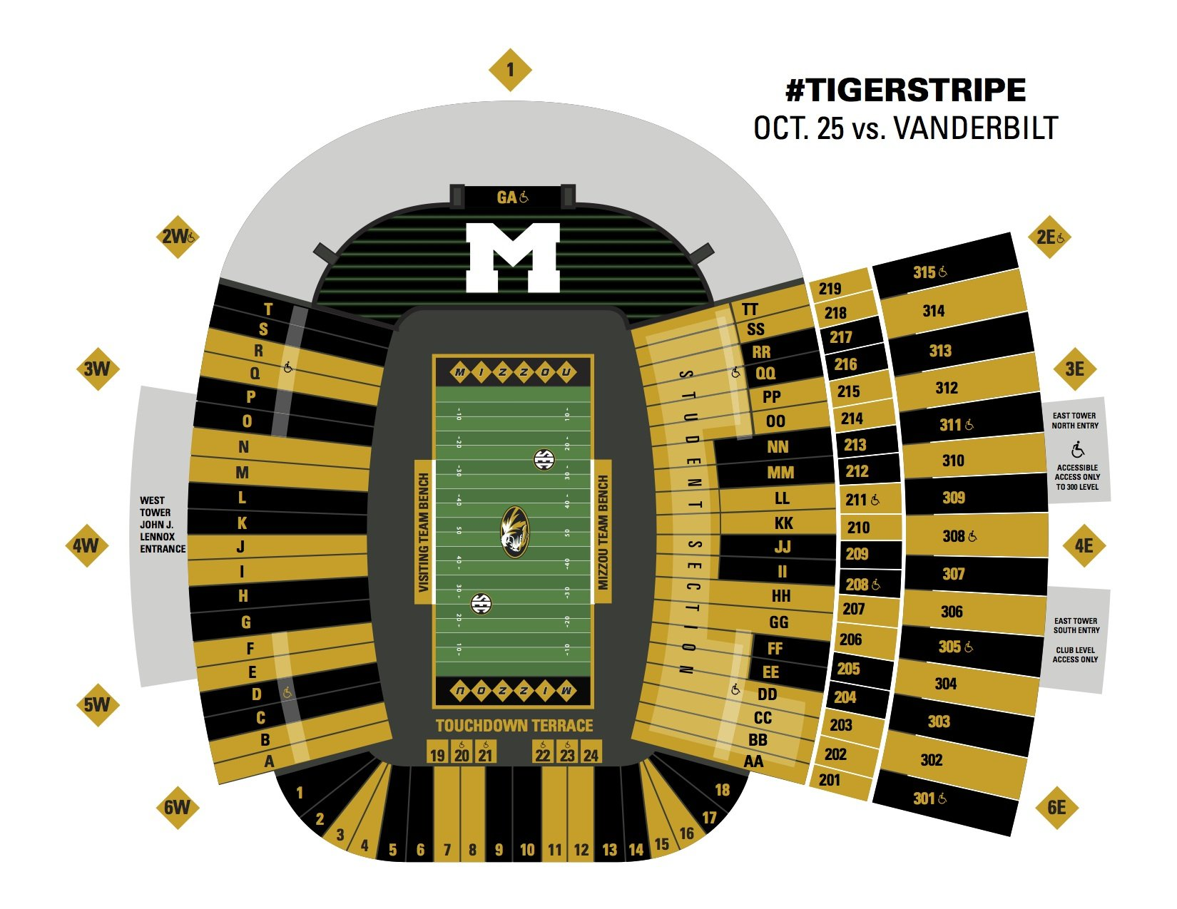 a map for saay with Mizzou Stadium Seating Chart Football on Vastindien as well Lakewood  hitheater Seating Chart furthermore Apollo Theatre Hammersmith Seating Plan also Eventim Apollo Theatre London Seating Plan in addition Merrill Auditorium Seating.