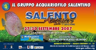 SALENTO ACQUARI – MEDITERRANEA DISCUS 2007