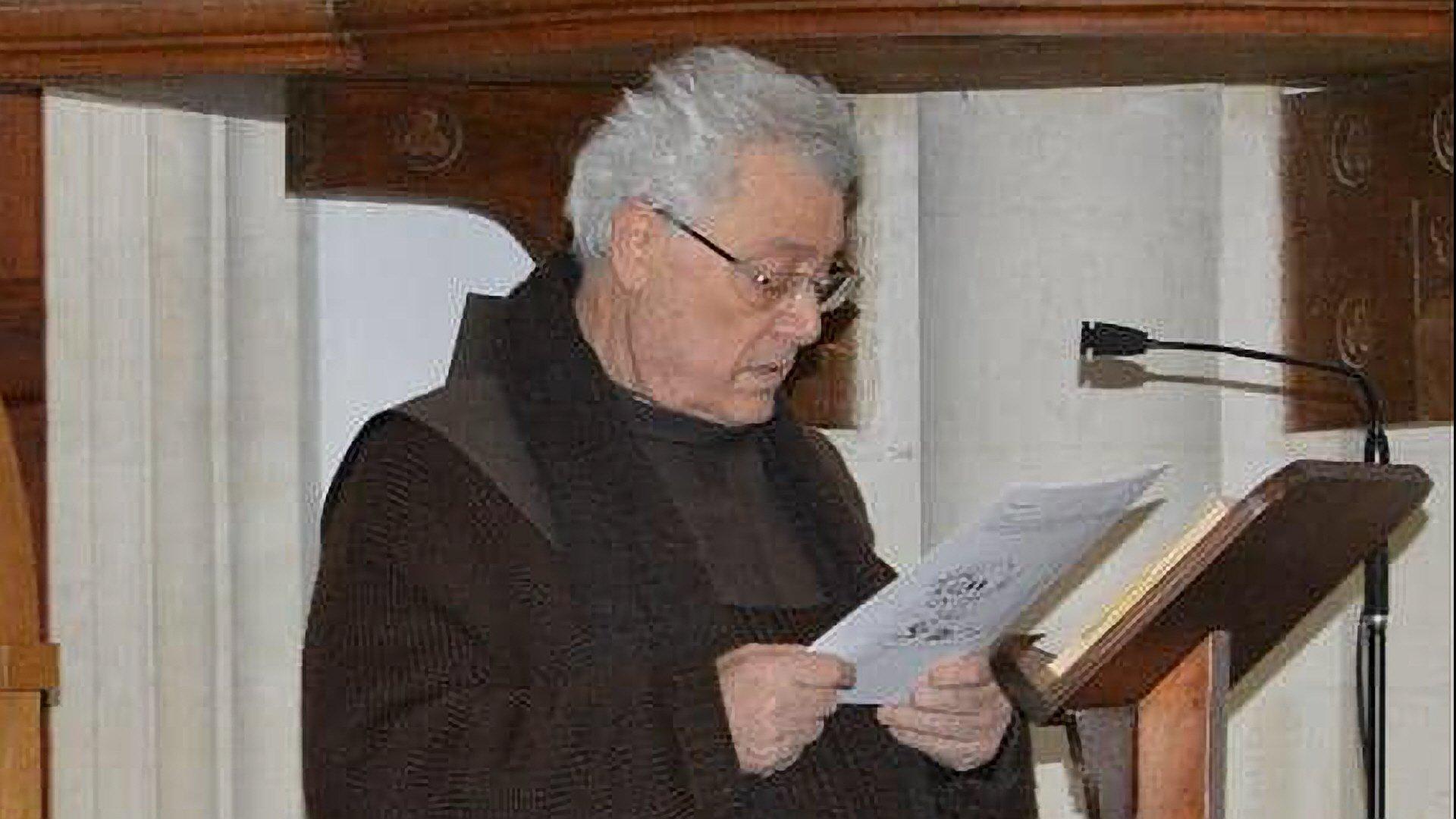 Addio a Padre Rosario, il frate naturalista