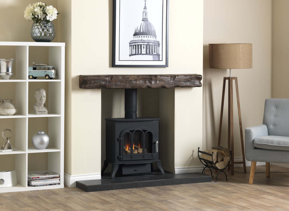 Thurlby Flueless Gas Stove