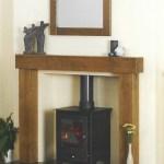Beamish fireplace