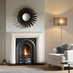 Everley limestone surround