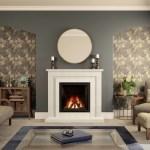 Mariella gas fireplace