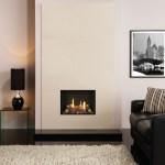 Riva2 500 edge gas fire