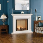 Sandringham limestone surround with Riva2 800 gas fire