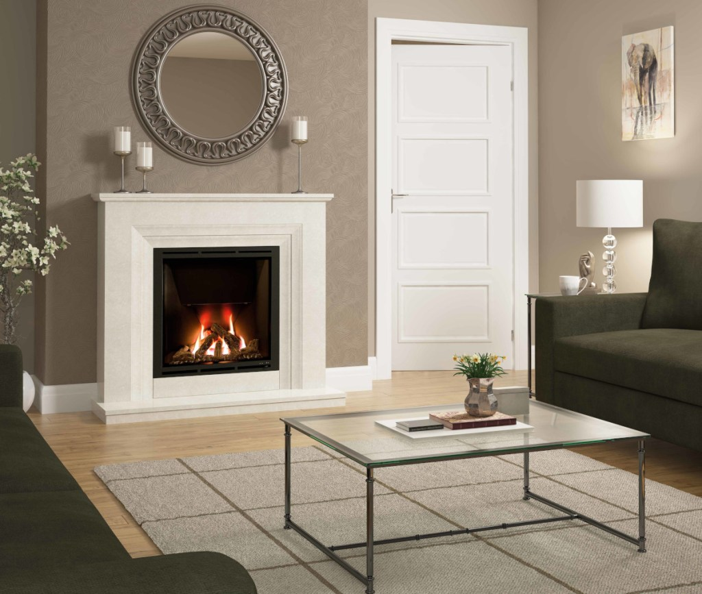 "Vitalia 48"" Fireplace"