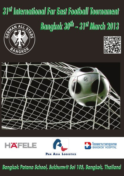 31st Far East Football Tournament 2013