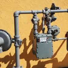 شركة تمديدات الغاز