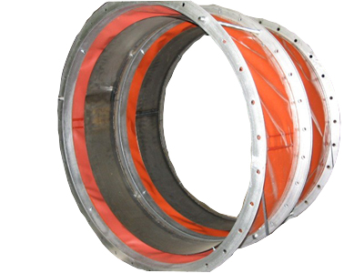 Type 54 Expansion Joint with G82 Sleeve & Baffle