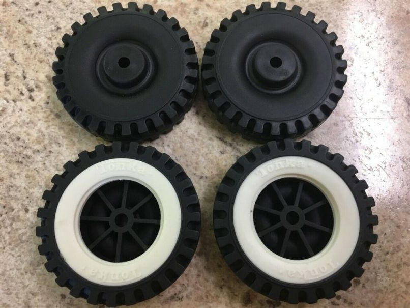 Plastic Wheels Inserts Replacement