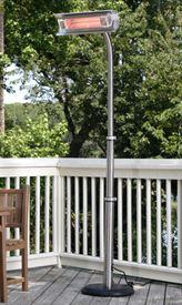 gas outdoor patio heaters