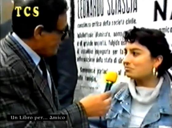 Video Funerali di Leonardo Sciascia: Documentario di Bernardino Giuliana