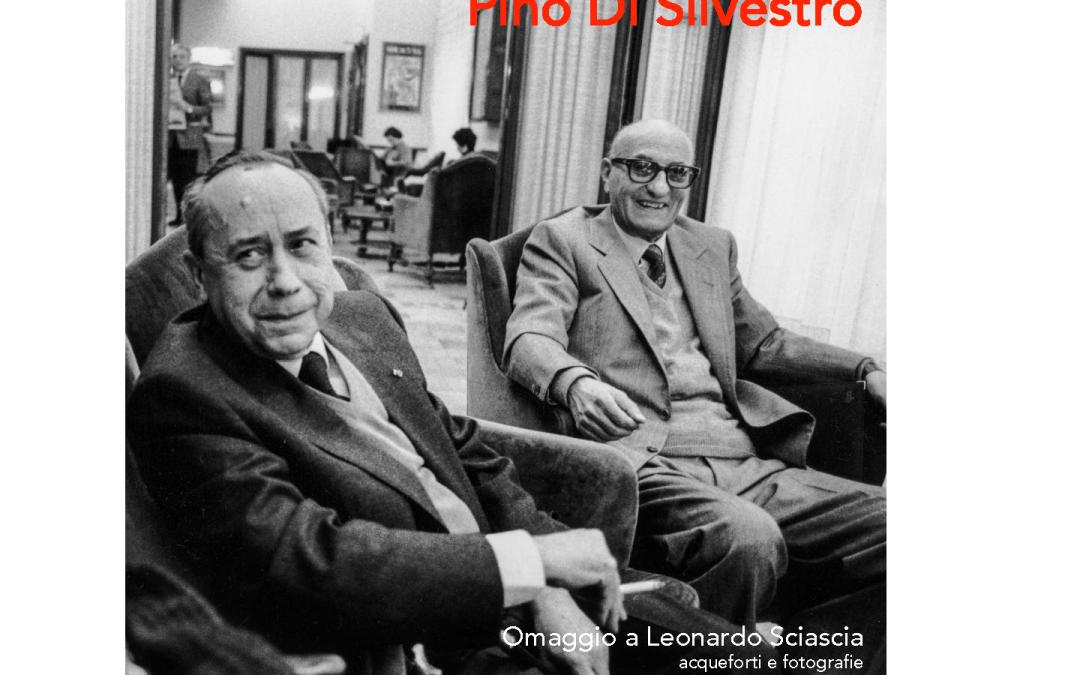 Pino Di Silvestro espone al circolo Pasolini di Agrigento