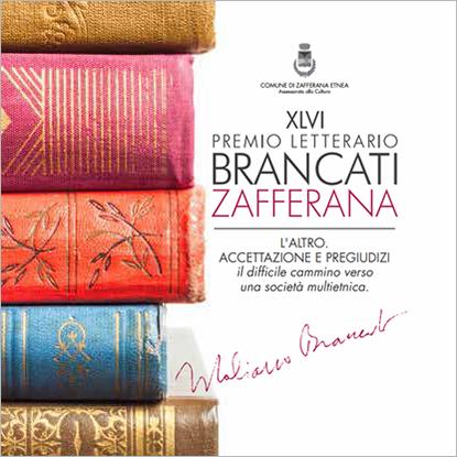 49a Edizione Del Premio Letterario Brancati Zafferana Etnea 2018