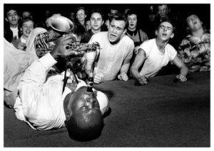 Big Jay McNeely @Bob Willoughby 1951