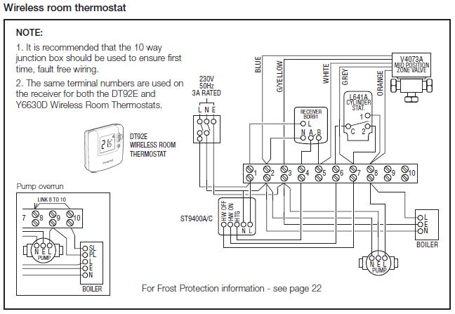honeywell wiring schematics hid light ballast wiring