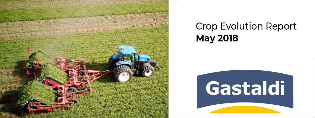 crop evolution report may 2018