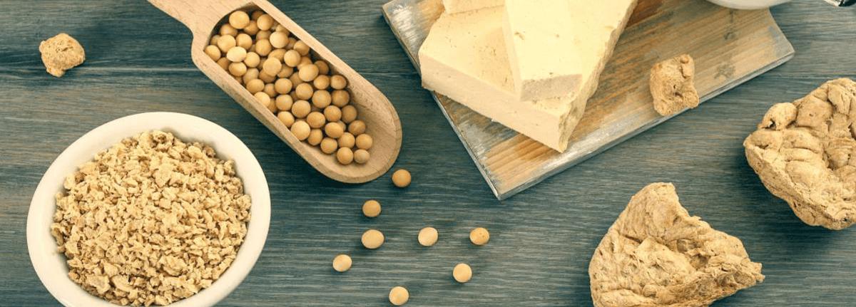 soja texturizada aminoácidos esenciales