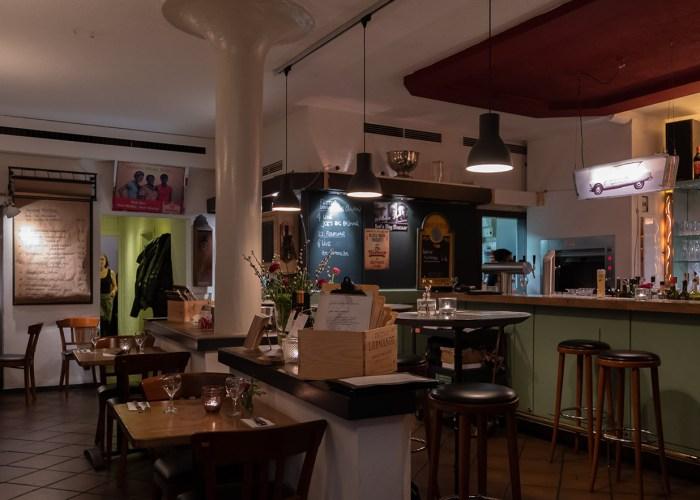 Restaurant Gasthaus Zahm - die Marktwirtschaft in Saarbrücken