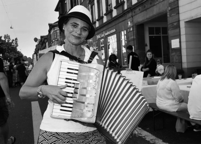 Restaurant Gasthaus Zahm - die Marktwirtschaft: La Fete des moule 15. August